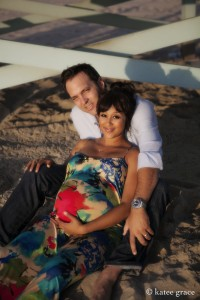 Tamera Mowry-Housley and Husband Adam Housley, Source: People