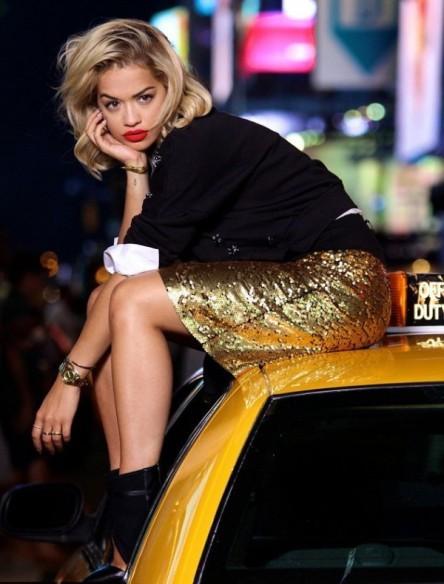 Rita-Ora-For-DKNY-Campaign
