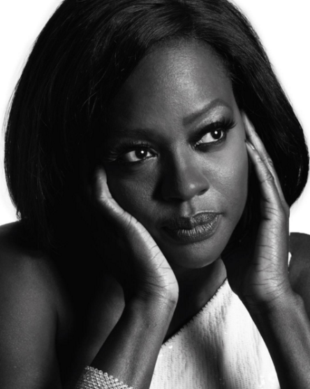 Source: Google Images, Photographer Mert Alas, Actress Viola Davis